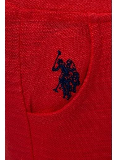 U.S. Polo Assn. Şort Kırmızı